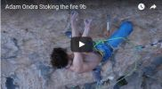 Adam Ondra Stoking the fire video